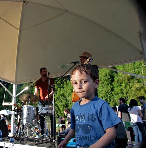 Romaría Pop 2013, pequemúsica en Belvís | foto de Vanessa Abelairas