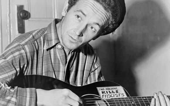 Woody Guthrie | Esta máquina mata fascistas