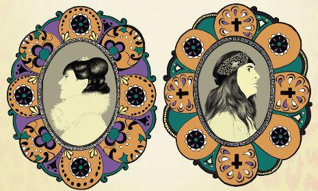 Duques de Monterrey | Aristocracia e narcos [ Ilustración de Nieves Prado]